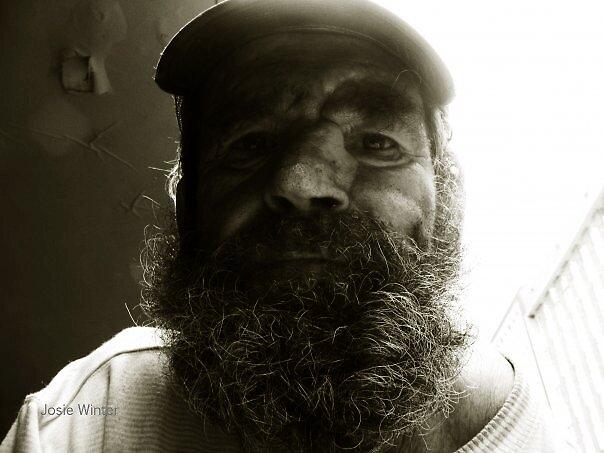 Old Man by MissJosieWinter