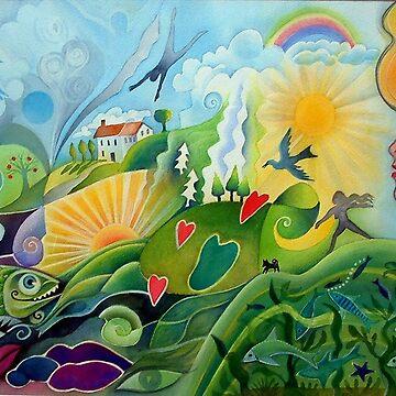 Dreamscape by karincharlotte
