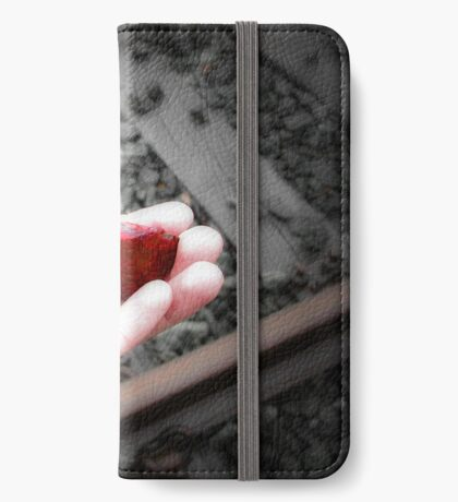 Heart of Stone iPhone Wallet