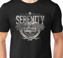 Space Pioneers - Silver Unisex T-Shirt