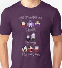 The Wicked Ladies Unisex T-Shirt