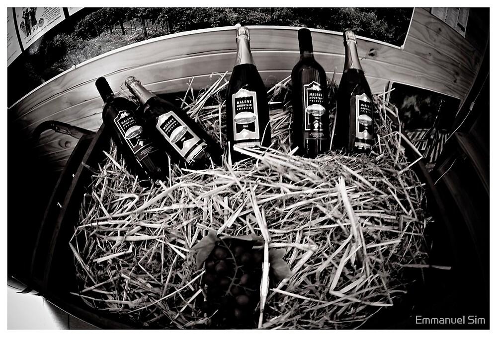 bottles by Emmanuel Sim