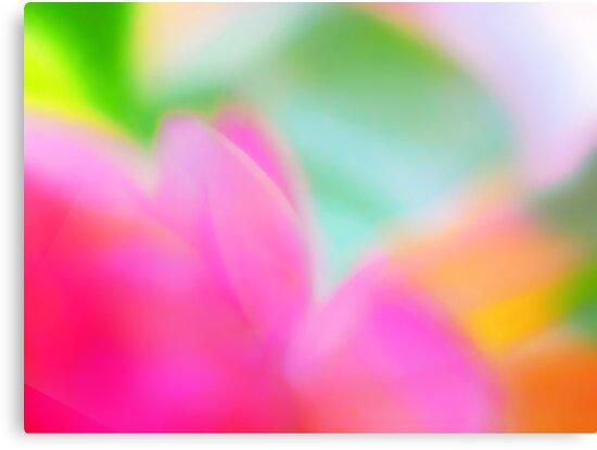 Spring Brights #abstract #redbubble #buyart by Menega  Sabidussi