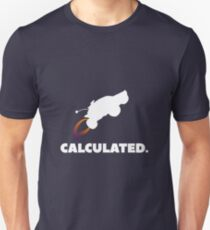 Calculated. Unisex T-Shirt