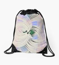 Twirling Around Drawstring Bag