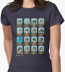 Doctorama Womens Fitted T-Shirt