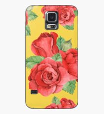 Flowers Case/Skin for Samsung Galaxy