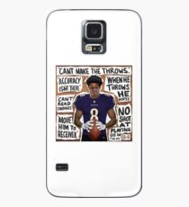 Lamar Jackson + Doubters Case/Skin for Samsung Galaxy