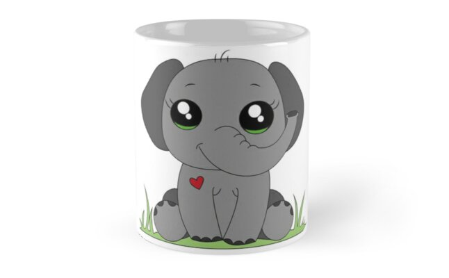 best friends - elephant by victoriaArt