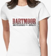 Dartmoor Womens Fitted T-Shirt