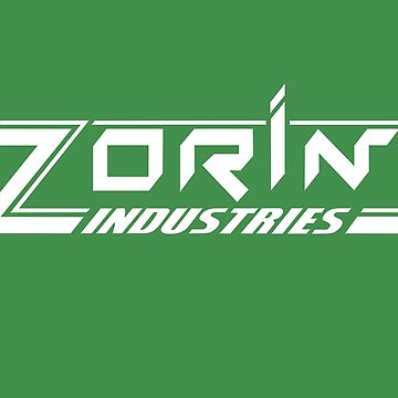 Zorin Industries (white) by saulrev1