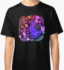 Rabbit Forest Animal Design Classic T-Shirt