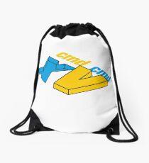 cmd x   cmd v Drawstring Bag