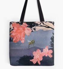 Bumble Bee print Tote Bag