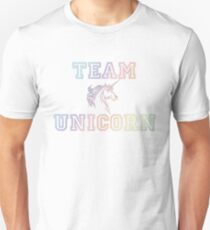 Team Unicorn Unisex T-Shirt