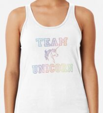 Team Unicorn Women's Tank Top