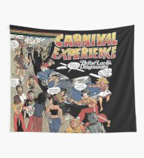 Carnival Experience Wall Tapestry