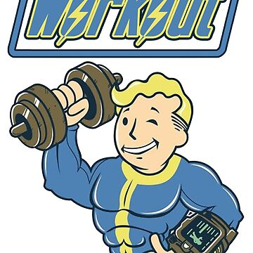 Workout til you Fallout by kaytee137