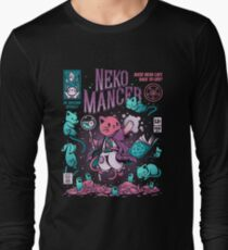 Nekomancer Long Sleeve T-Shirt