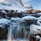 Russell Burn in Winter, Applecross. Scotland. by PhotosEcosse