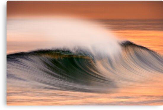 Point Mugu Wave by David Orias