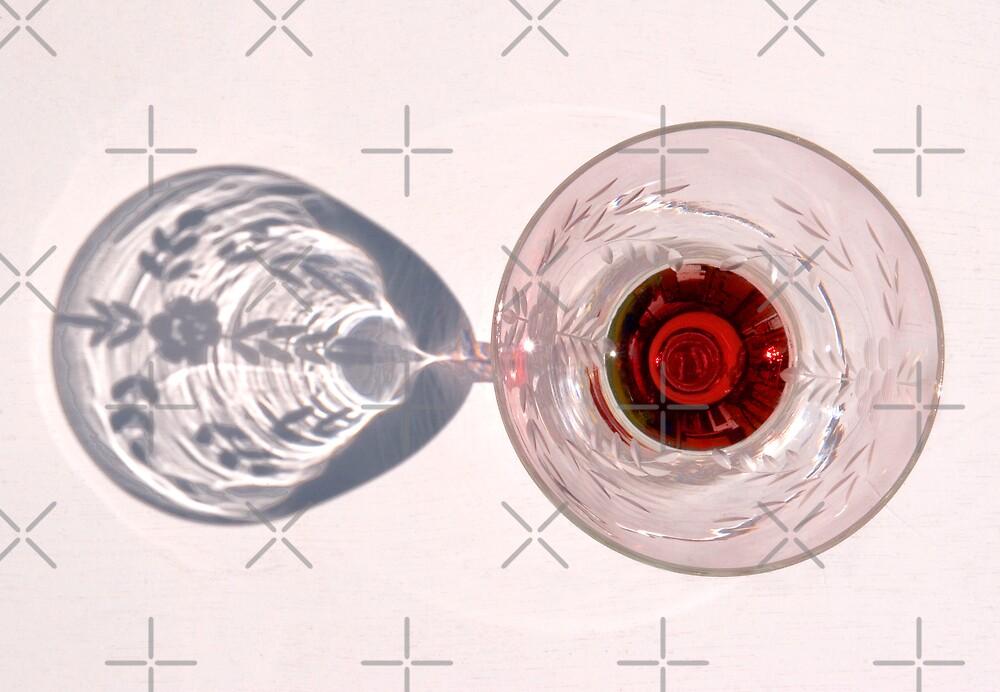 Wine Glass by Geoff Carpenter