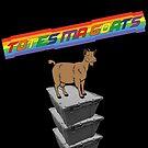 FRC Totes Ma Goats by breitideasinc