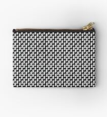 Ruth Bader Ginsburg Black and White Studio Pouch