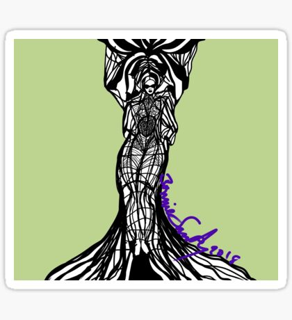 Woman Within3 Sticker