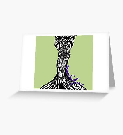 Woman Within3 Greeting Card