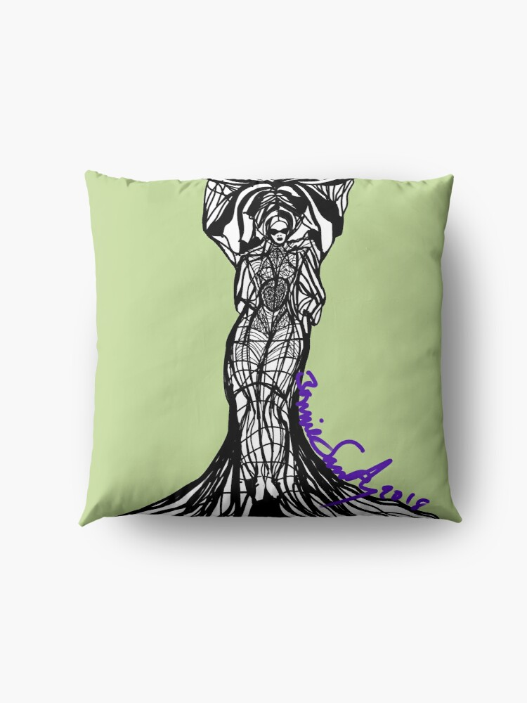 Alternate view of Woman Within3 Floor Pillow