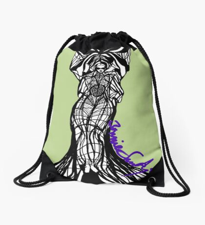 Woman Within3 Drawstring Bag
