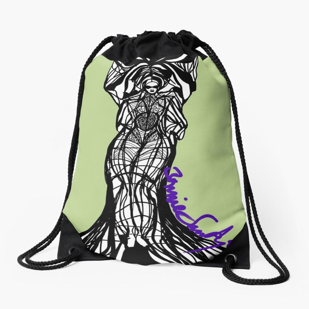 Woman Within3 Drawstring Bag