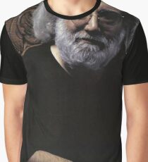 Jerry Garcia Portrait for PARCO Japan Graphic T-Shirt