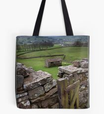 The path to Hawes Tote Bag