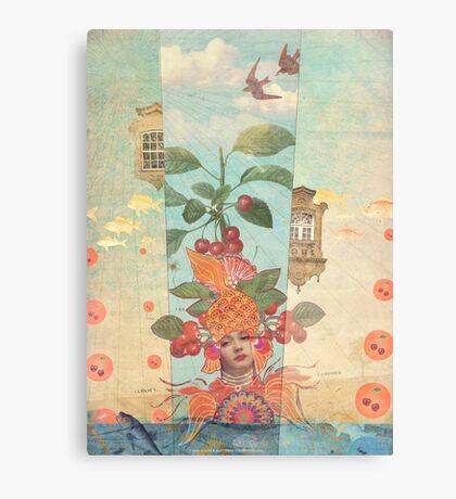 Cherrypicker Canvas Print