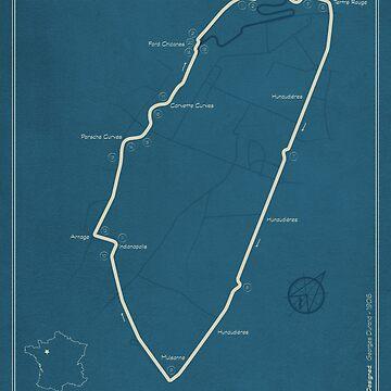 Circuit de la Sarthe (24 hours of Le Mans) by peterdials