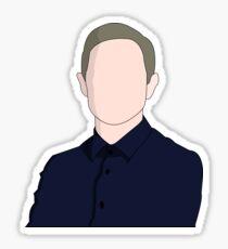 Martin Freeman - Watson 2.0 Sticker