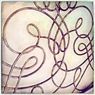 Big Picture Curves and Curls Series: 1 by Jennifer Hartnett-Henderson