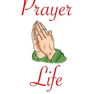 Prayer Life by Shadowman999