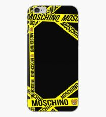 moschino iPhone Case