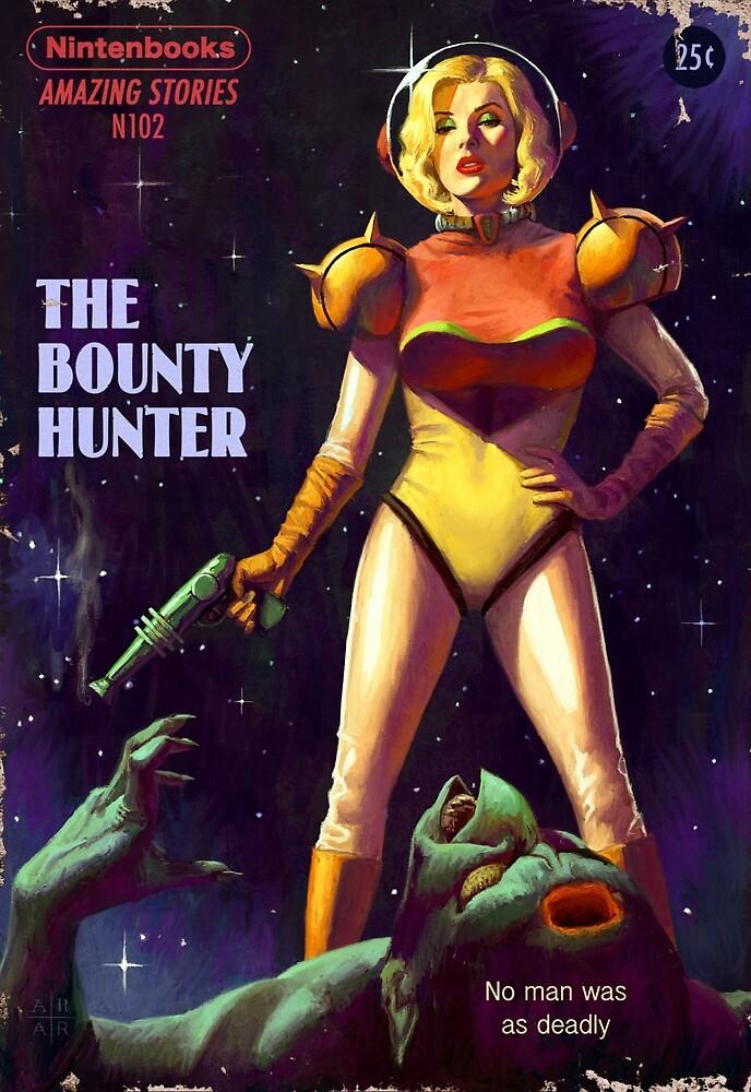 The Bounty Hunter by Ástor Alexander