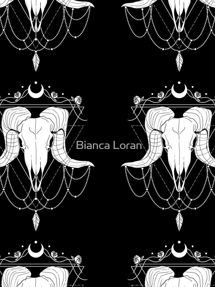 Aries  by BiancaLoran