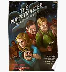 The Puppetmaster Poster