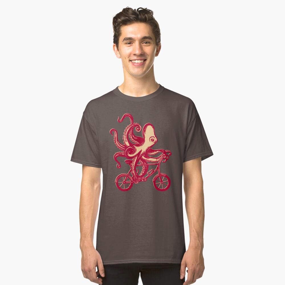 Radsport Oktopus Classic T-Shirt