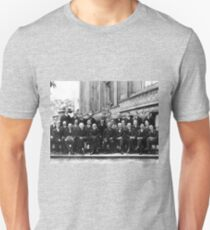 Solvay Conference 1927 Unisex T-Shirt