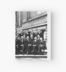 Solvay Conference 1927 Hardcover Journal