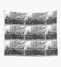 Solvay Conference 1927 Wall Tapestry
