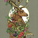The Schomburgk's Deer - Lost paradise by SaraLutra