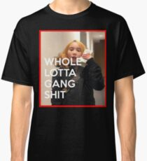 Lil Tay whole lotta gang shit Classic T-Shirt